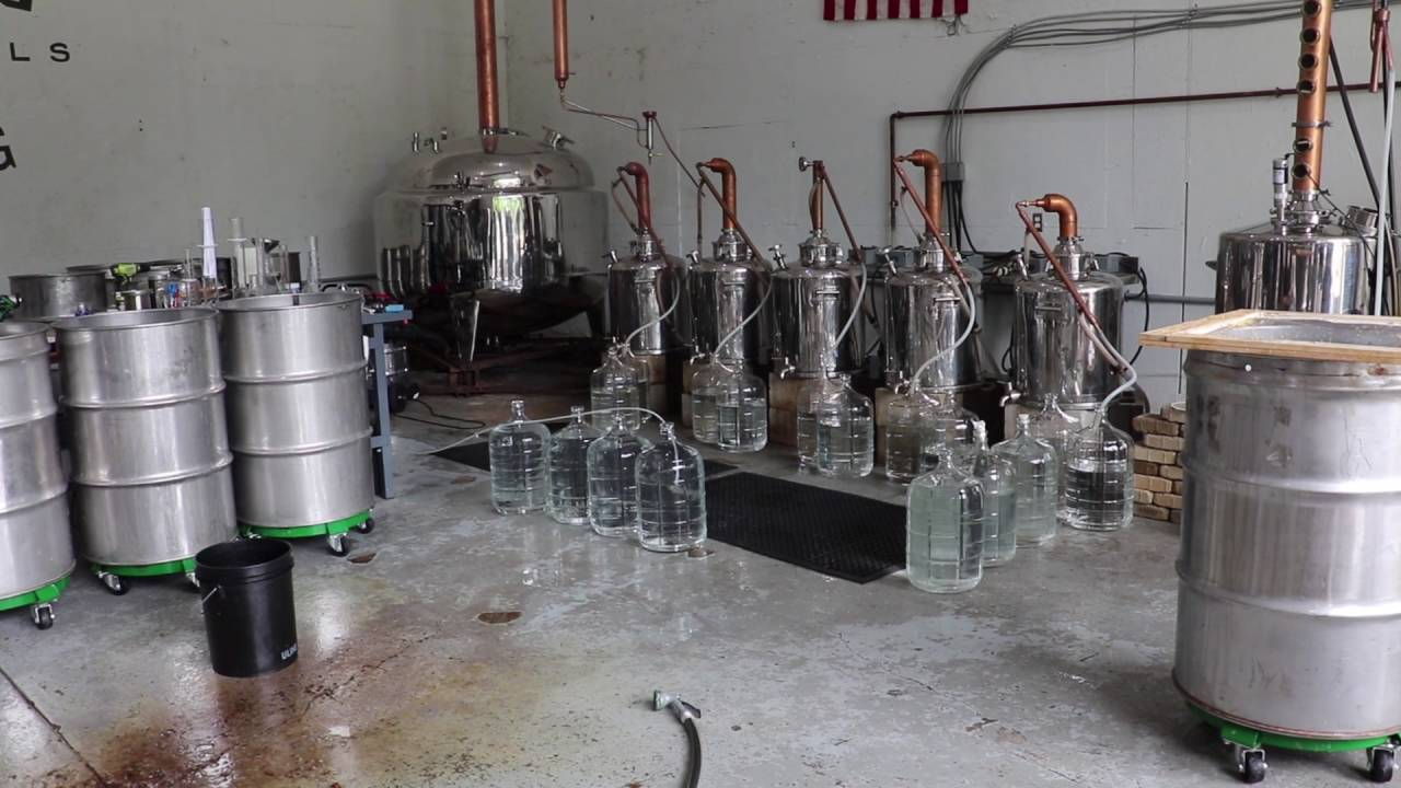 Lyon Distilling Co. Brings Rum to a Sailing Town---St. Michaels, Md.