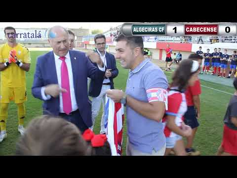⚽ #FÚTBOL (1 - 1) Pablo de Castro da tres puntos al un Algeciras CF atascado