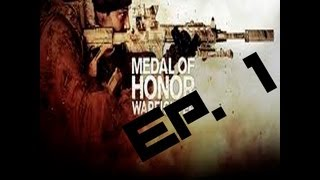 Medal of honor warfighter Ep.1