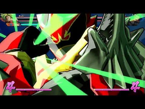 (DBFZ)Power Rangers Fighter Z: KORAGG WOLZARD ENTERS THE GAME