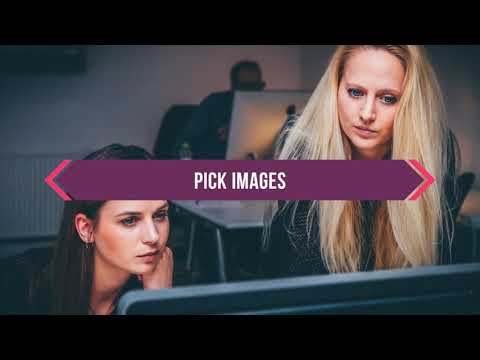 Slideshow Video Ad Template For Marketing