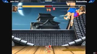 SF25th Global Tournament Series Grand Finals:Super Street Fighter II Turbo HD Remix ALL GAMES HD