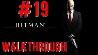 🔴HITMAN ABSOLUTION #19 PARTE  WALKTHROUGH PC GAME AGENTE 47  FACECAM GREEN SCREEN LETS PLAY