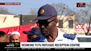 Refugees & Asylum seekers | SAPS Daniel Mavimbela on refugees' concerns