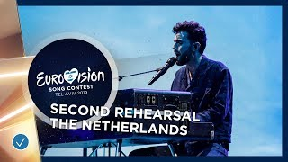 The Netherlands 🇳🇱 - Duncan Laurence - Arcade - Exclusive Rehearsal Clip - Eurovision 2019