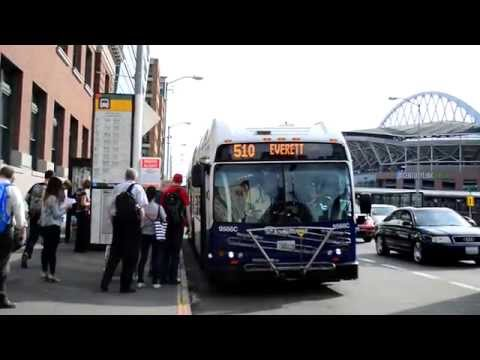King County Metro, Community Transit & Sound Transit : Chinatown-International District