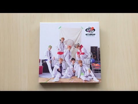 ♡Unboxing NCT Dream 엔시티 드림 2nd Mini Album We Go Up 위고업♡