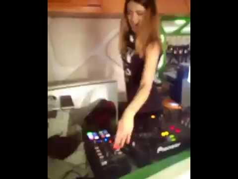 DJ Anesty, MC Vitorchik - Bionica club (Ukraine, Kiev)