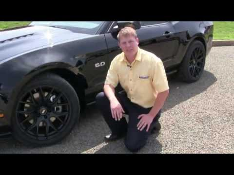 ford mustang gt  custom wheels  sykora family ford youtube