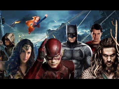 Justice League: Hero Music Video