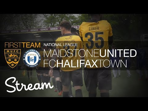 Maidstone United Vs FC Halifax Town (28/04/18)