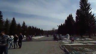 Погода в Екатеринбурге апрель 2016 Пришла весна!(, 2016-04-10T10:05:39.000Z)