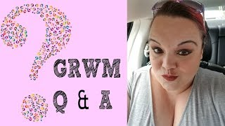 Get Ready With Me (GRWM) Q and A | My Relationship Status