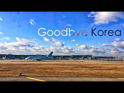 Thumbnail: Goodbye Korea. Hello Japan!