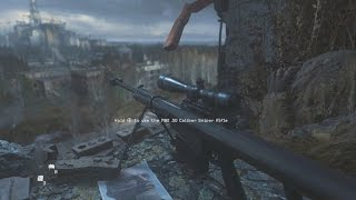 "Modern Warfare Remastered ""All Ghillied Up"" Sniper Mission Gameplay MP3"