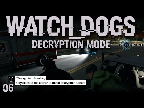 6 - Foreign Alliance | Decryption Mode | Watch Dogs PS4