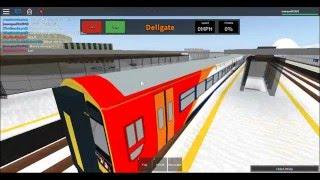 Marq Plays Roblox / Mind The Gap Transport