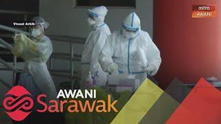 COVID-19: Satu kematian, satu kes baharu di Kuching