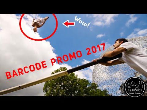 Barcode Trio Promo 2017