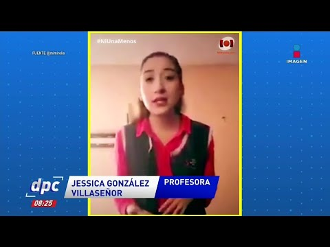 Encuentra el cuerpo de Jessica en Michoacán