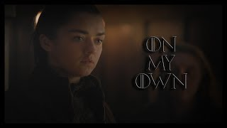GAME OF THRONES - Arya Stark \