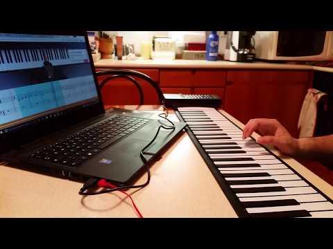 Roll Up Piano 88 tasti Lemonda | Review