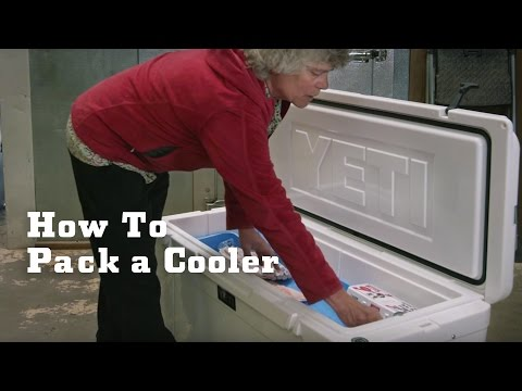 How to Pack a Cooler for Adventure Travel | YETI