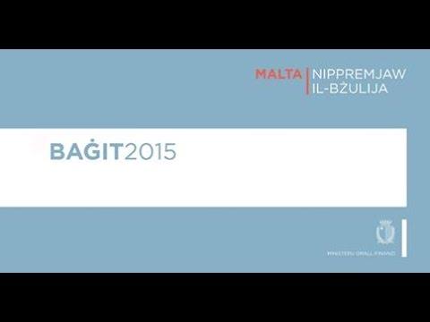 Diskors tal-Baġit 2015 - Nippremjaw il-Bżulija
