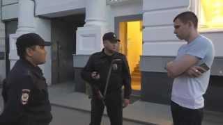 """Уличная служба быстрого реагирования или """"гастарбайтеры"""" в Саратовской полиции"""