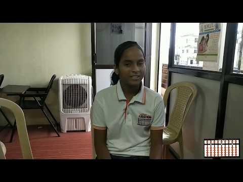 Chanakya Abacus Student Bhakti Pawar 1