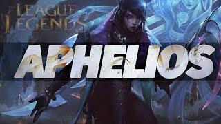 Aphelios Nowym Bohaterem w League of Legends