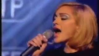 madonna : you'll see : live at : performance top of the pops uk : 1995 :