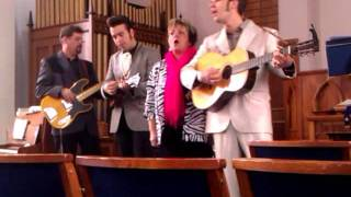 Malpass Brothers in Omagh Methodist Sept 2011 - The Family who Prays