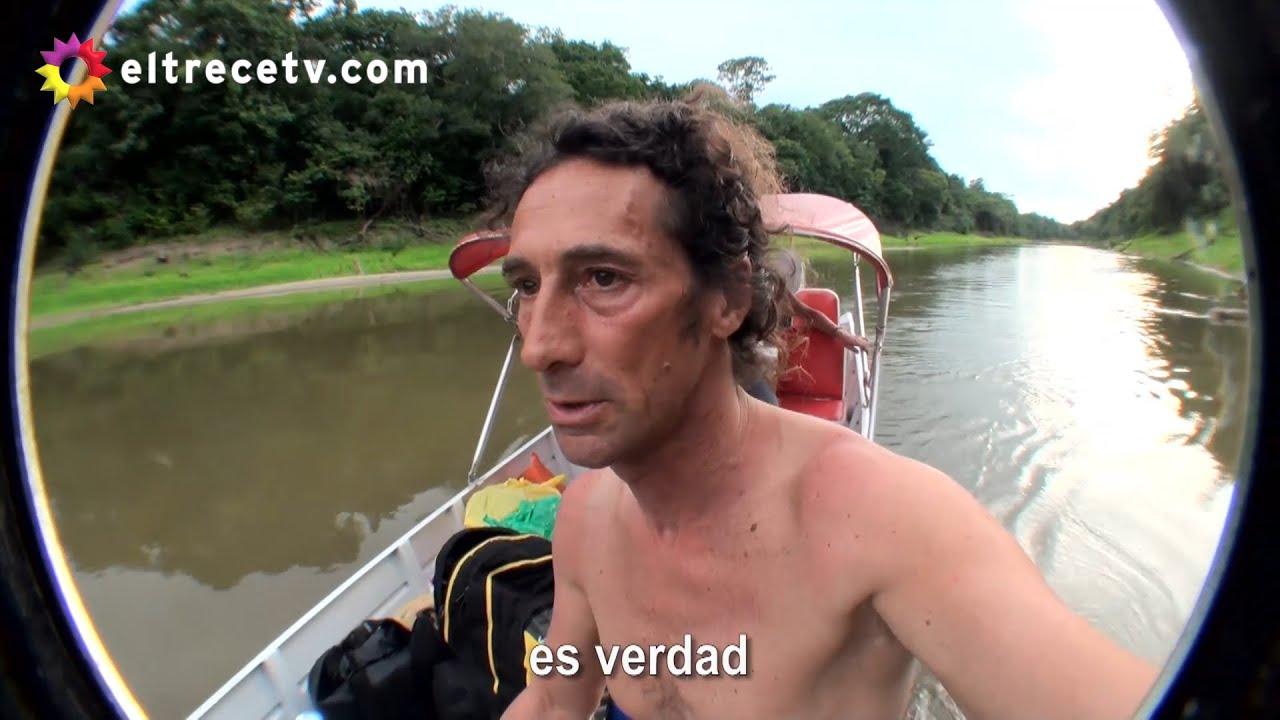 Download Eugenio y Culini se quedaron varados navegando en el Amazonas