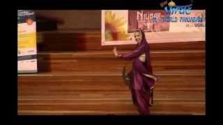 3/12  Samrish Dhillon Dance - Miss AUSTRALIA Punjaban 2012-13