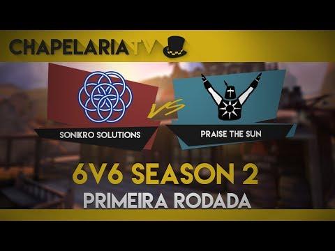 6v6 Season 2 // Sonikro Solutions x Praise the Sun