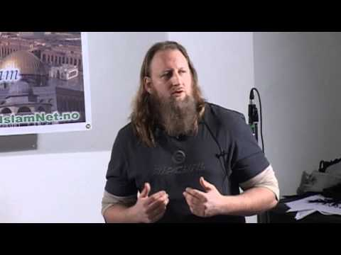 How I Came to Islam - LECTURE - Abdur-Raheem Green
