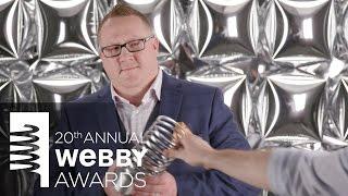 iSynergy's 5-Word Speech at the 20th Annual Webby Awards