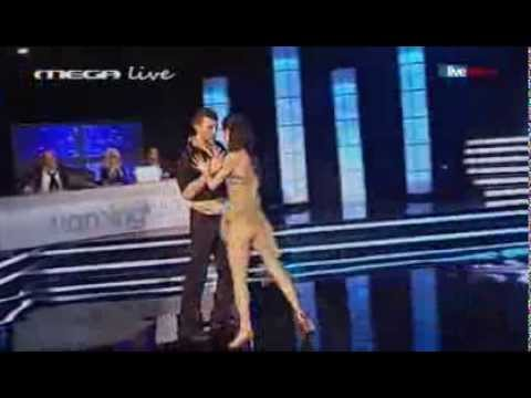 Dansing for you 3 - Barbara & Tasos - Live 2 - Rumba