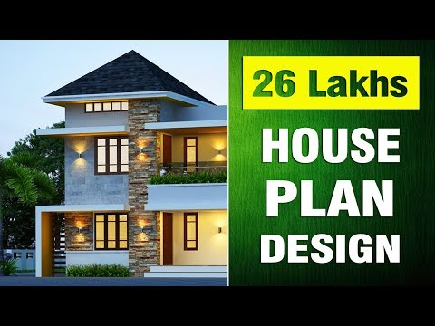 Beautiful Modern Contemporary House Design And Plan