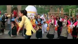 Индийский современный клип