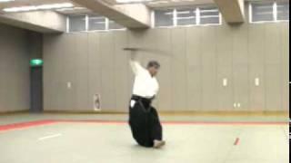 Koji YOSHIDA Nishio-ryu Iaido (Toho Iai no4)