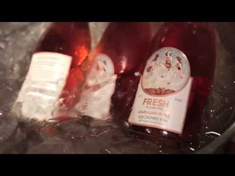 Fresh Wines Launch Party