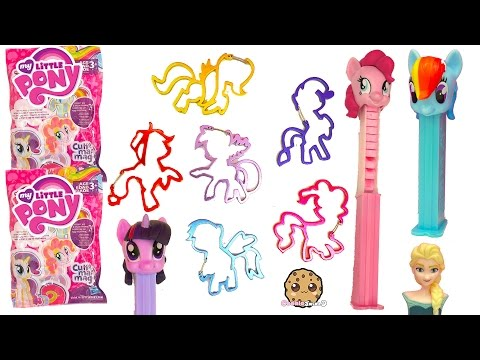 My Little Pony And Frozen Pez Dispensers Doovi