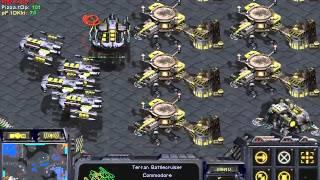 스타크래프트 1:1:1:1:1:1:1 빨무 개꿀잼 게임 2경기 (starcraft brood war fastest map 1:1:1:1:1:1:1 game play)