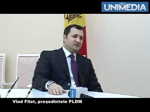Vlad Filat depre internet, hobby și muzică.mpg