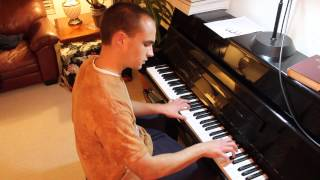 Saved By The Blood Of The Crucified One (piano)