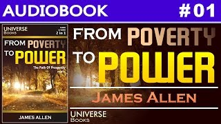 From Poverty To Power James Allen Full Audiobook 01