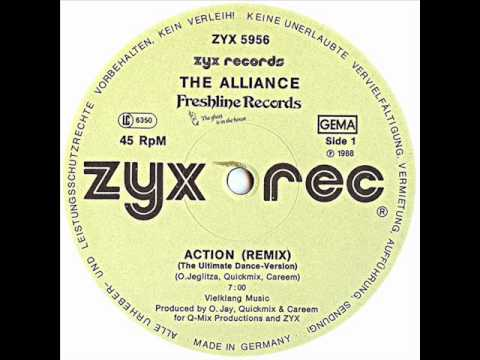 The Alliance - Action (Remix) (The Ultimate Dance-Version)