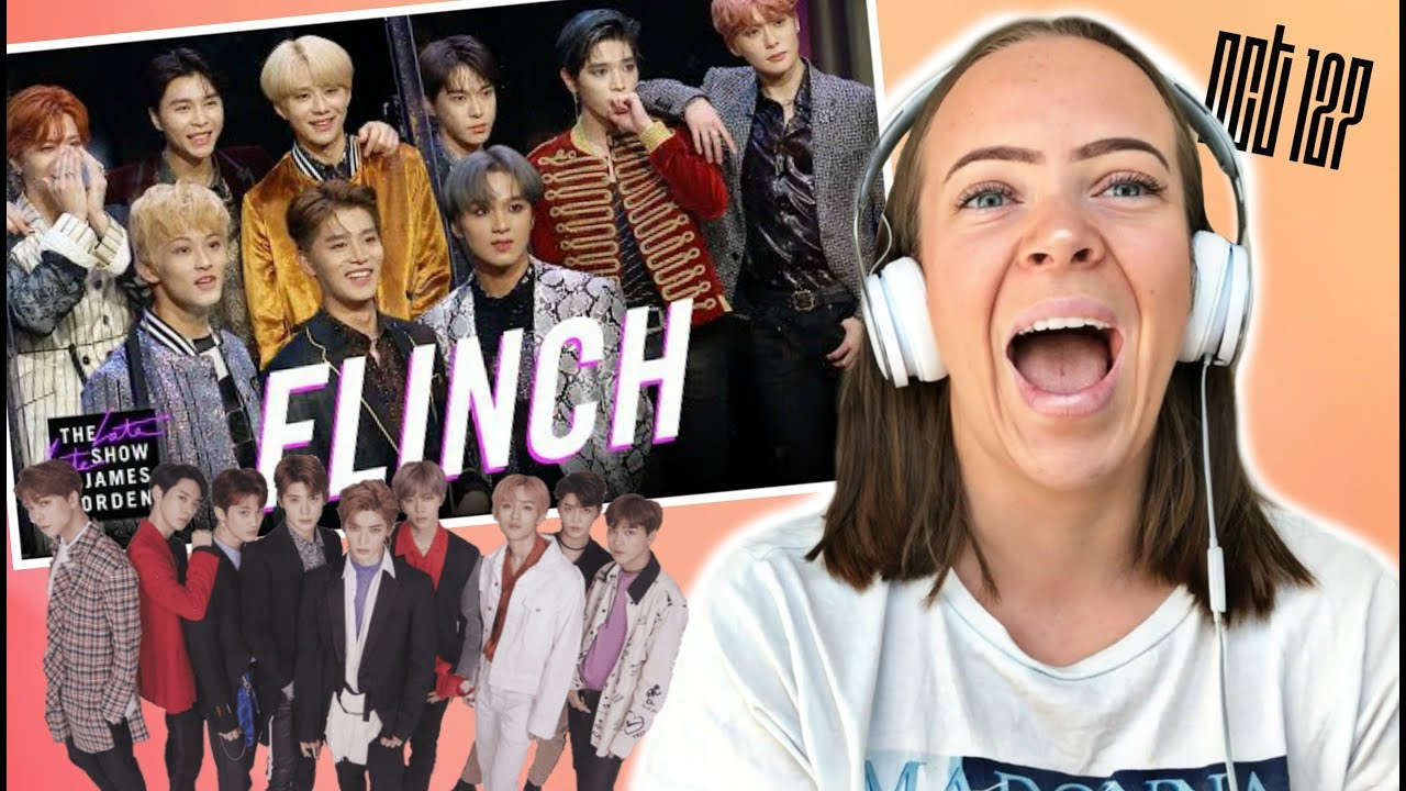 Flinch w/NCT 127 I REACTION